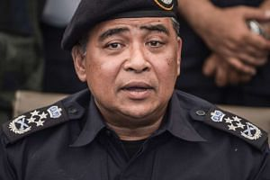 Inspector-General of Police Tan Sri Khalid Abu Bakar rubbished rumours that had been circulating on probable chaos.