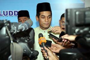 Youth and Sports Minister Khairy Jamaluddin.