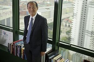 Mr Stephen Lee had a key role in shaping employment policies as Singapore National Employers Federation president from 1988 to last year.