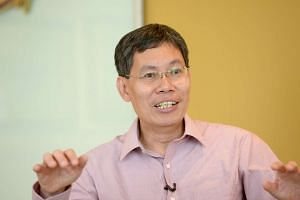 Mr Lui steadfastly declined to offer further insight on what might have triggered his decision to step down.