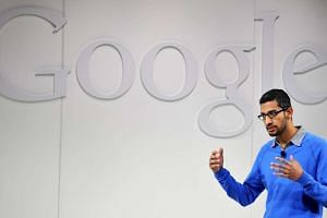 Product Chief Sundar Pichai was announced as the next CEO of Google on August 10, 2015