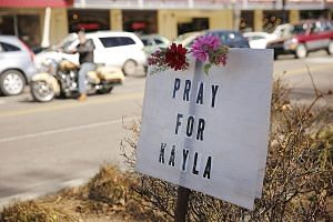ISIS claims Ms Kayla Mueller was killed in a Jordanian air strike on Feb 6. She had been a captive for 18 months.