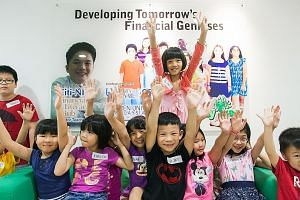 MoneyTree Singapore conducts several modules on financial literacy for children and youth at its centre. The company also conducts boot camps during school holidays, offering tailor-made modules based on the needs of the group.