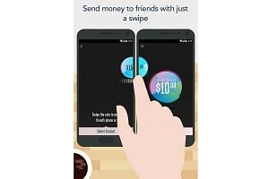 After finding other users using the app, the sender will have to verify the recipient's details before the money can be transferred.