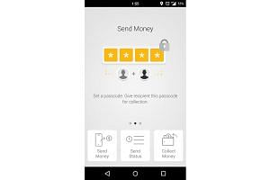 OCBC's Mobile Banking app has a Pay Anyone feature which allows payments to be made to recipients who need not be OCBC customers, or even use the app.