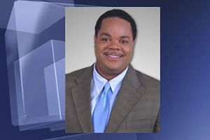 Vester Lee Flanagan in a handout photo from TV station WDBJ7.