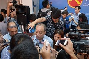 Workers' Party chief Low Thia Khiang's goal is to entrench the opposition for