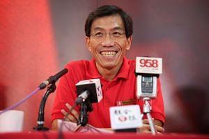 Singapore Democratic Party secretary-general Chee Soon Juan.