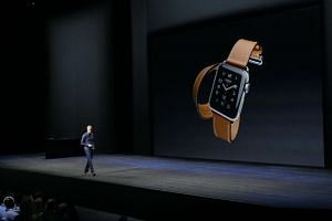 """Apple has added two """"golden"""" versions of its Apple Sport Watch, as well as introducing a new collection of Apple Watch Hermes."""