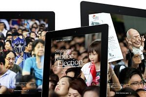 Recap all the drama from the rallies of the 2015 General Election and Polling Day in ST's new e-book, Singapore's Jubilee Election. Plus, see the best photos from the election captured by ST's photographers.