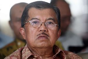 Mr Kalla made similar remarks between 2005 and 2007 when he was vice-president to then President Susilo Bambang Yudhoyono.