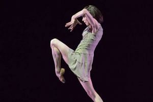 Sylvie Guillem in English choreographer Akram Khan's techne, a new solo piece where she will be accompanied by live musicians and a singer.