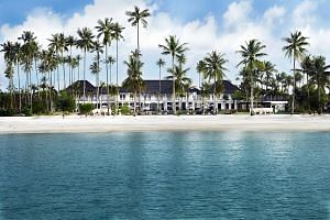 Bintan's new resorts include luxurious as well as family- friendly ones.