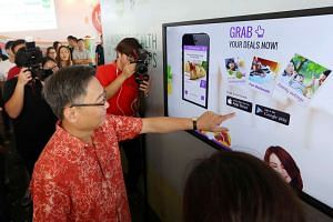 The new online portal and app HealthHub allows Singaporeans and PRs to access their public health records and medical appointments online.