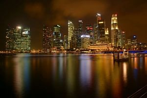 Singapore often tops the polls as the ideal country for an expat to live and work.