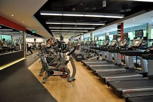 The Pure Fitness gyn at Knightsbridge in Orchard will close on Dec 15 to make way for Singapore's first Apple store.
