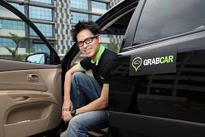 Mr Lim Kell Jay, regional head of GrabCar, believes there is room for cabbies and private-hire car drivers to co-exist. The size of the pie is growing, he said, with more people taking taxi or private-car rides. He said GrabTaxi supports both groups