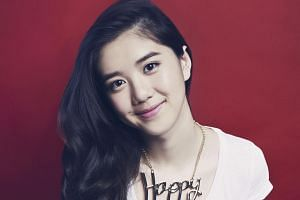 Eleanor Lee, daughter of local TV host Quan Yifeng, has scored a role in a new Chinese TV drama, Tribes And Empires.