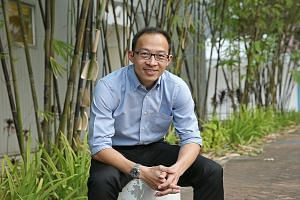 Singapore Environment Council executive director Edwin Seah says the council is developing a new product category for items that contain palm oil, under its Singapore Green Labelling Scheme.