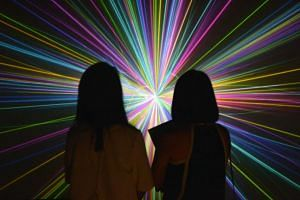 The Collider exhibition will be making its Asian debut at the ArtScience Museum.
