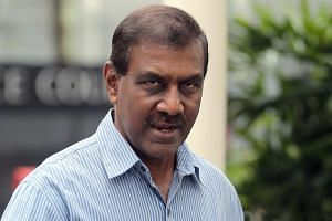 Jeganathan Ramasamy was sentenced to 10 weeks' jail for misappropriating two iPads from SCDF.