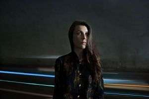American singersongwriter Julia Holter's (above) has scored a soundtrack for biopic Bleed For This.
