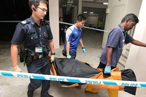 Mr William Wong, 76, was found dead in Yishun following a tussle with a tenant.
