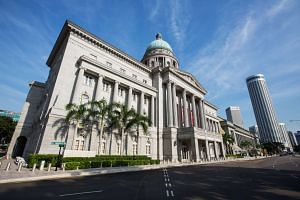 The National Gallery Singapore, on Monday, Nov 23, 2015.