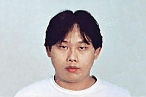 Alleged match-fixing mastermind Dan Tan Seet Eng.