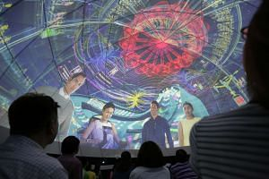 The Future Of Us exhibition opens on Dec 1, 2015 at the Gardens by the Bay.