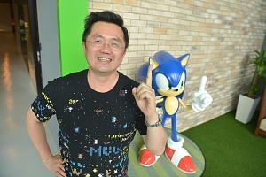 Veteran local entrepreneur David Ng hopes his new start-up will bring about a sea change in the way mobile games are being published and marketed.