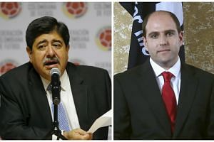 Conmebol vice-presidents Luis Bedoya and Sergio Jadue are among eight people who have pleaded guilty.