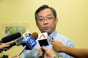 Health Minister Gan Kim Yong said SingHealth will set up a panel to assess if disciplinary action should be taken.