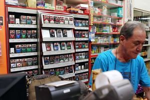 Retailers will have to keep tobacco products out of sight by 2017 in a bid to deter people from picking up the habit and help smokers to quit.