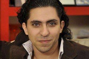 Saudi blogger Raif Badawi in an undated portrait photo.