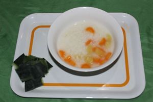 Melon Porridge is known to help combat excessive internal phlegm.
