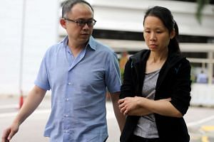 Lim Choon Hong and his wife Chong Sui Foon allegedly put their previous Indonesian maid on the same diet.