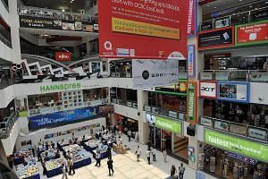 The boom days of Funan are long gone. From a business perspective, the mall definitely needs a major makeover.