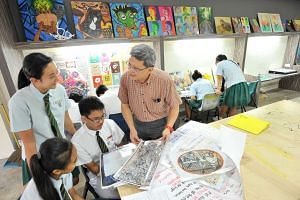 Siglap Secondary is one of seven secondary schools without a Sec 1 cohort next year.