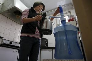 China's persistent pollution and regular product safety scandals are driving an increasing number of consumers to build bubbles of clean air, purified water and safe products at home.