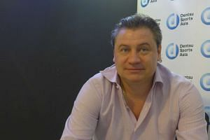 Andrei Kanchelskis in a 2014 file photo.