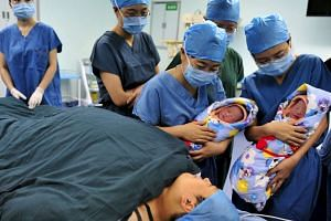 China's one-child policy will officially end on Jan 1.