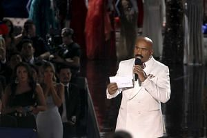 Comedian and TV host Steve Harvey announced Miss Colombia instead of Miss Philippines as the winner of the Miss
