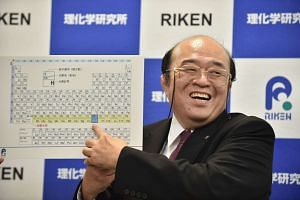 Four new elements added to periodic table: 5 things about the