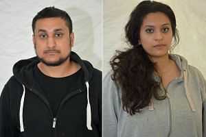 Mohammed Rehman and his wife Sana Ahmed Khan had carried out detailed research into militant attacks, including searching the Internet for videos related to the London transport bombings that killed 52 people a decade ago, said the British prosecutor