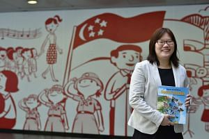 Ms Marilyn Lim from the Education Ministry, who led the development of the revised social studies syllabus.
