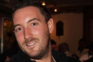 Three men have been accused of intentionally causing the death of stuntman John Denley Nelson (pictured).