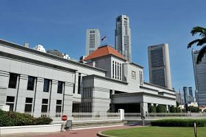 The first session of Singapore's 13th Parliament opens on Jan 15, 2016.