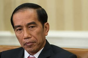 Indonesia's President Joko Widodo ordered the police to step up surveillance after the people went missing.