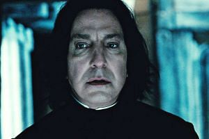 Alan Rickman in Harry Potter And The Deathly Hallows - Part 2.